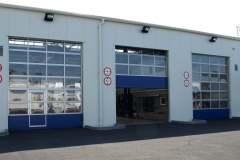 Sekční průmyslová vrata Prisma IAS_ATA 2009